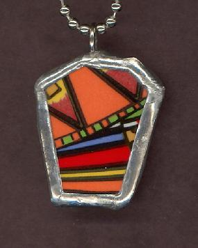 tribal indian summer fathers day necklace